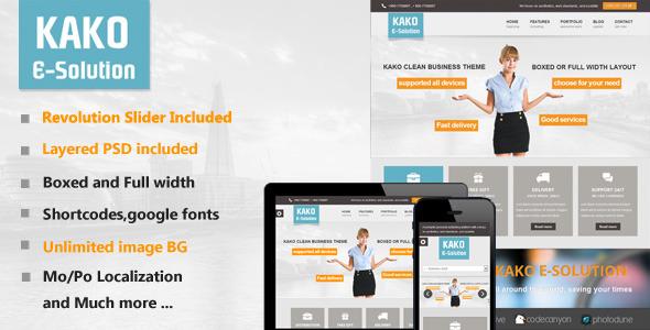 Moodie Multi-Purpose WordPress Theme - 8