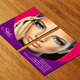 Beauty Salon Business Card A0145 - GraphicRiver Item for Sale