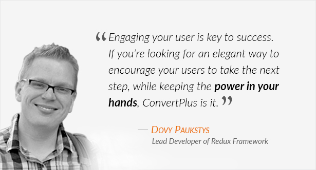 Popup Plugin For WordPress - ConvertPlus - 11