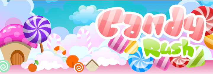 candy rush match-3 html5 game