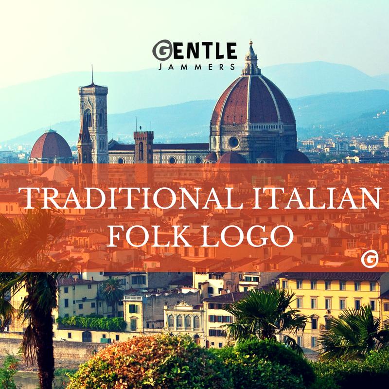 Traditional Italian Folk Logo - 1