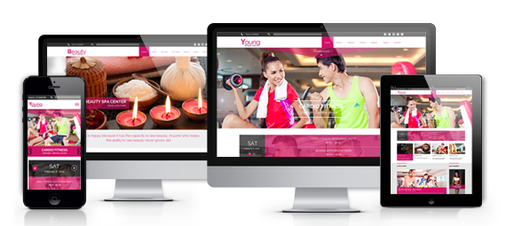Young Fitness - Spa & Fitness WordPress Theme - 1