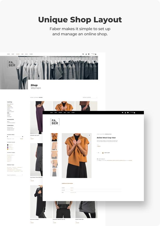 shop Catalogue