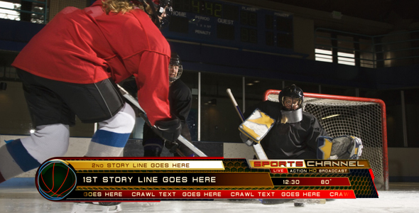 Sports Channel Broadcast HD News - 5