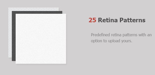 Retina Patterns