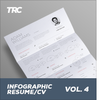 Infographic Resume Vol 3 - 10