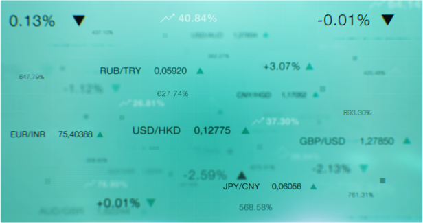 Financial Economy Stock Market Background - 1