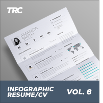 Infographic Resume Vol 3 - 12