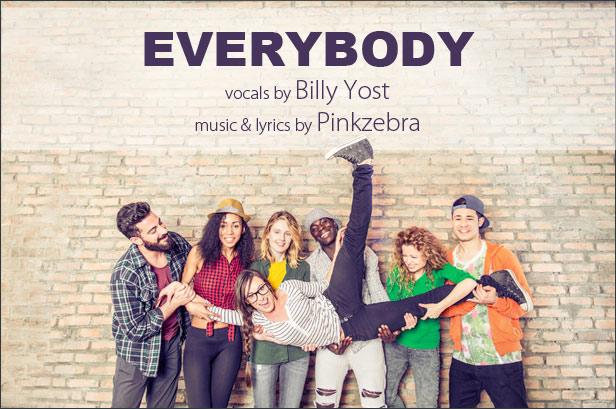 Everybody by pinkzebra | AudioJungle