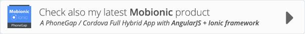 Ionic WooCommerce API - PhoneGap / Cordova Full Hybrid Uygulaması - 3