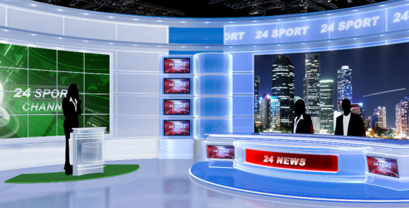 Broadcast Design - Complete News Package - 6