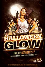 Halloween Flyer - 24