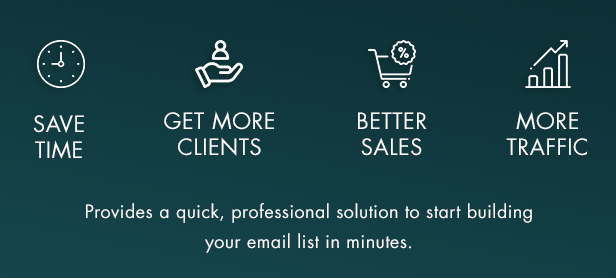 Effective Solution as a MailChimp WordPress Plugin