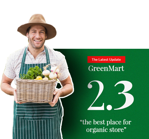 GreenMart – Organic & Food WooCommerce WordPress Theme - 4