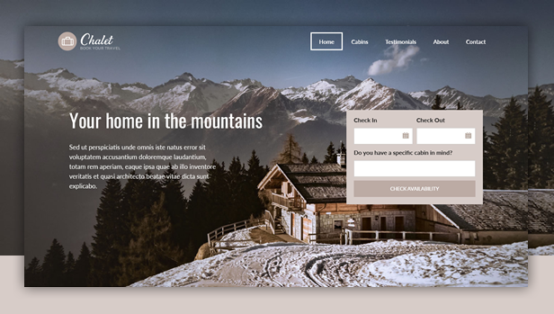 Book Your Travel - Online Booking WordPress Theme - 6