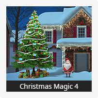 Santa - Christmas Magic - 3