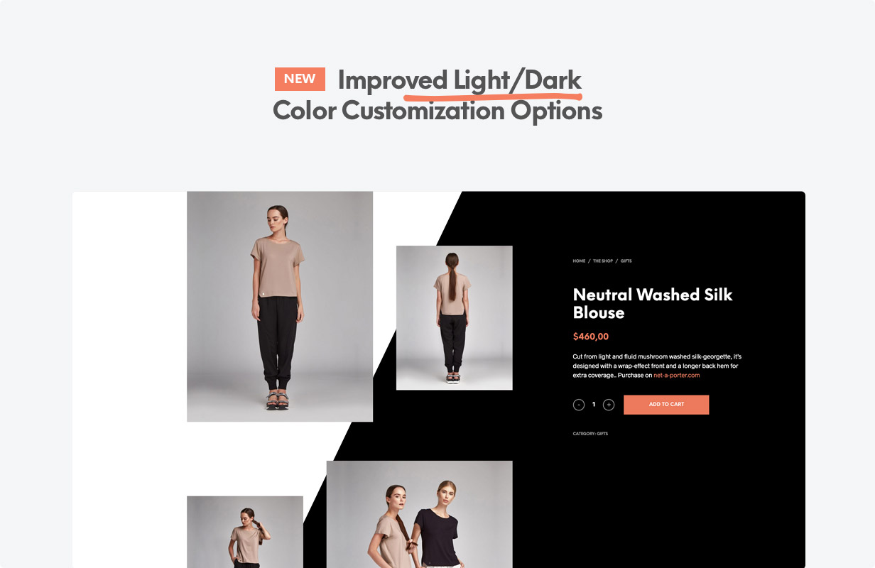 Shopkeeper - eCommerce WP Theme for WooCommerce - 9