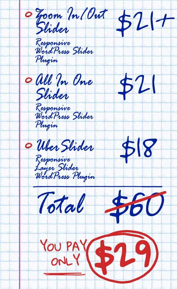 WP Sliders-Bundle List