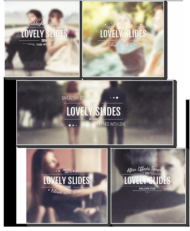 5 title designs