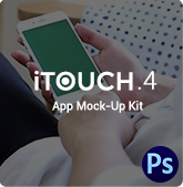 iTouch | Real Mock-Up Kit - 23