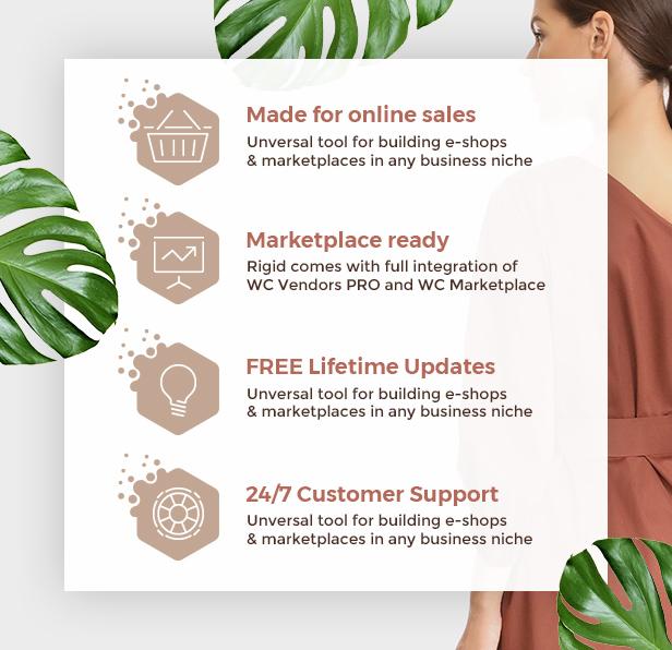 Rigid -  WooCommerce Theme for Enhanced Shops and Multi Vendor Marketplaces - 9