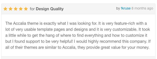 Accalia | Dermatology Clinic WordPress Theme - 2
