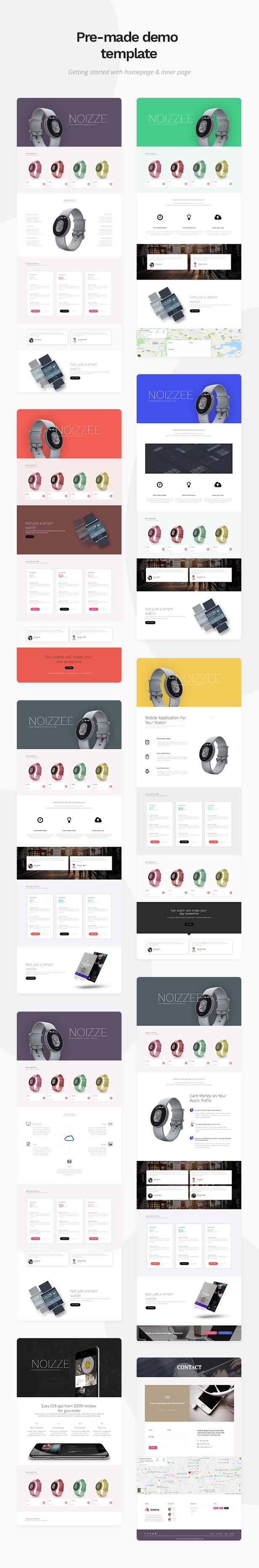 Shopia - Single Product WooCommerce WordPress Theme - 1