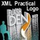 xml-practical-logo-effect