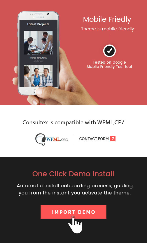 Consultex – Business Consulting WordPress - 3