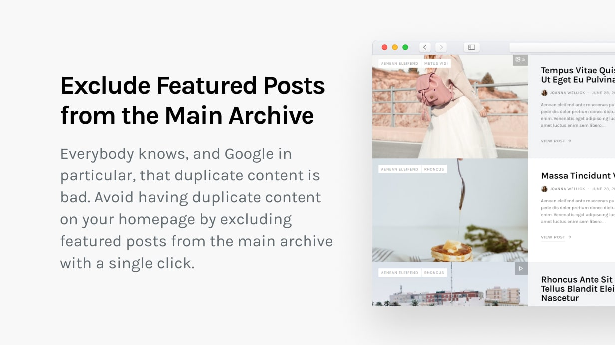 The Affair - Creative Theme for Personal Blogs and Magazines - 24