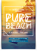 Pure Beach Flyer