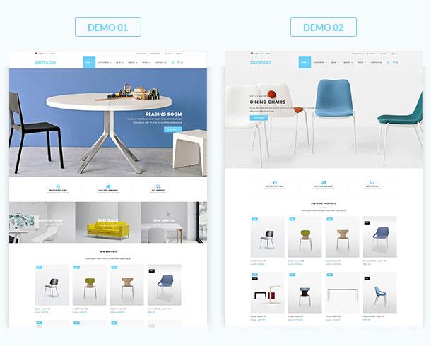 VG Dorado - Furniture Responsive WooCommerce Theme - 12