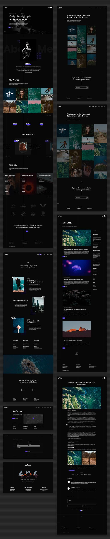 Photography Portfolio WordPress Theme