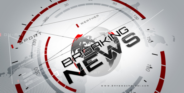 Broadcast Design - Complete News Package 2 - 3