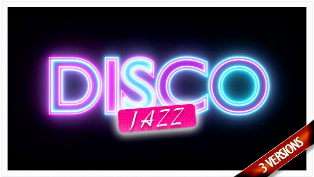 Disco-Jazz-Music