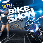 Bike and Car Show Flyer