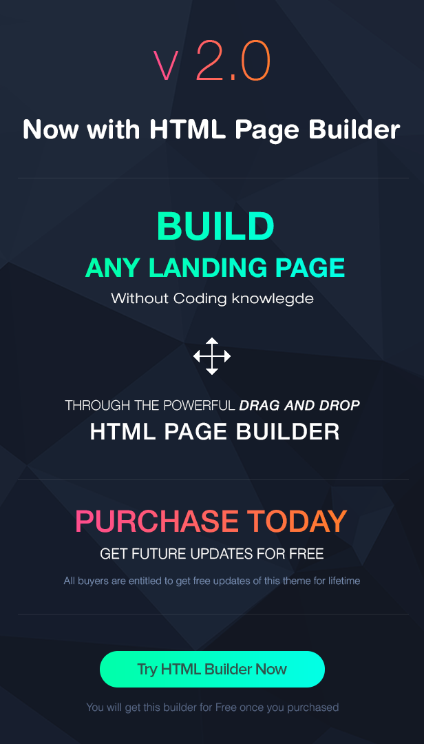 html page builder