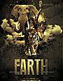 Earth Photoshop Flyer