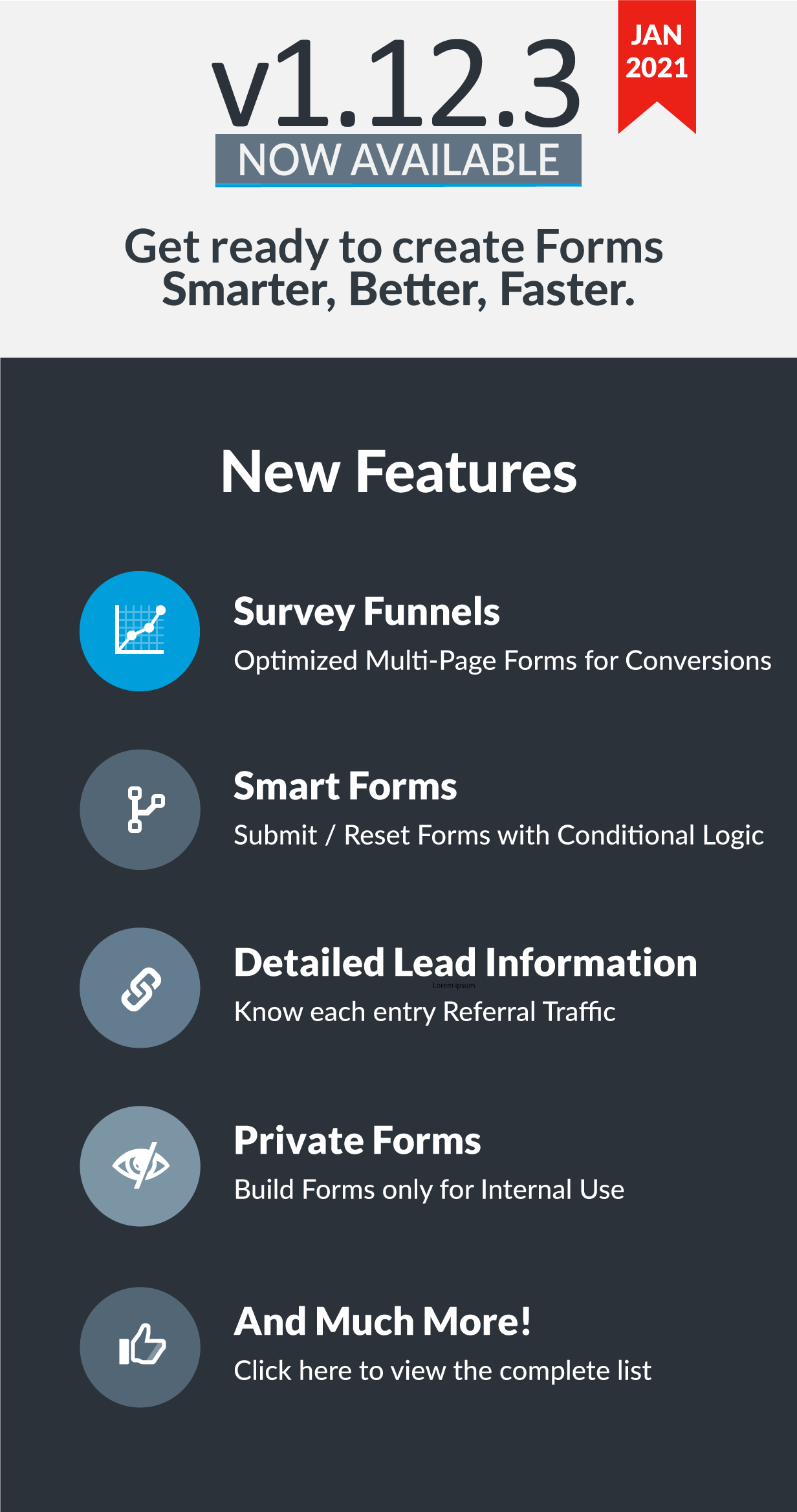 Easy Forms: Advanced Form Builder and Manager - 3