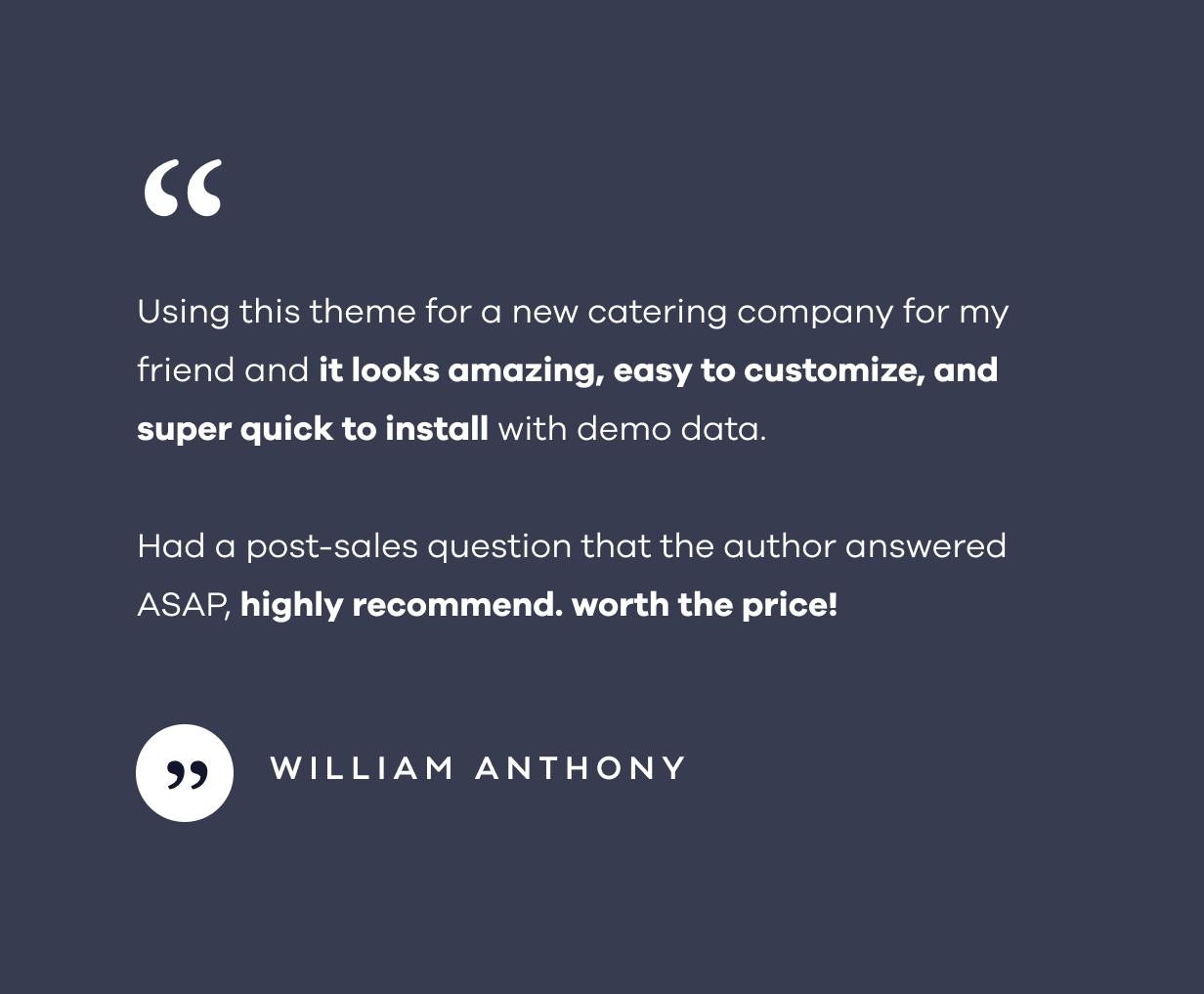 Osteria - An Engaging Restaurant WordPress Theme - 10