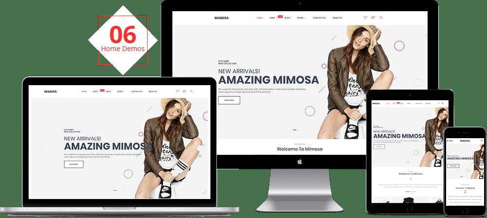 VG Mimosa - Modern Fashion WooCommerce WordPress Theme - 5