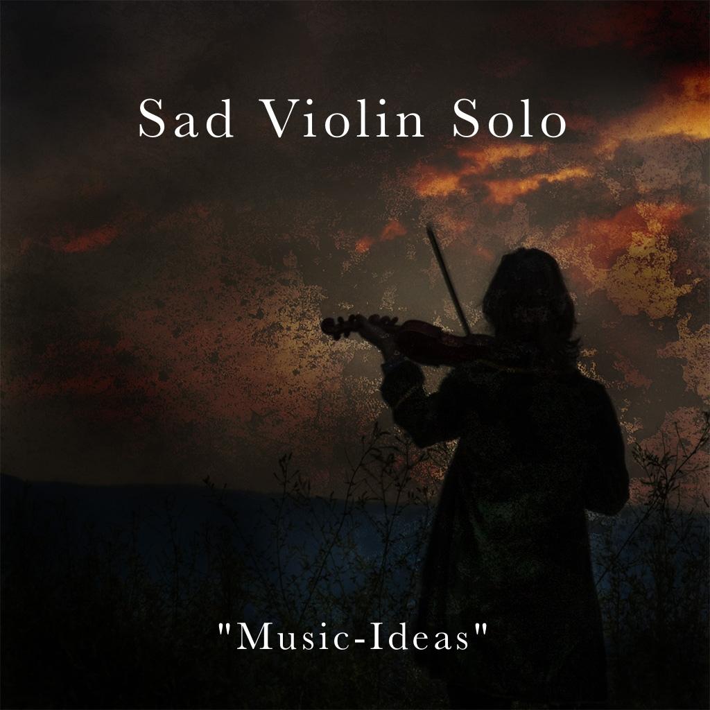 Sad Violin Solo