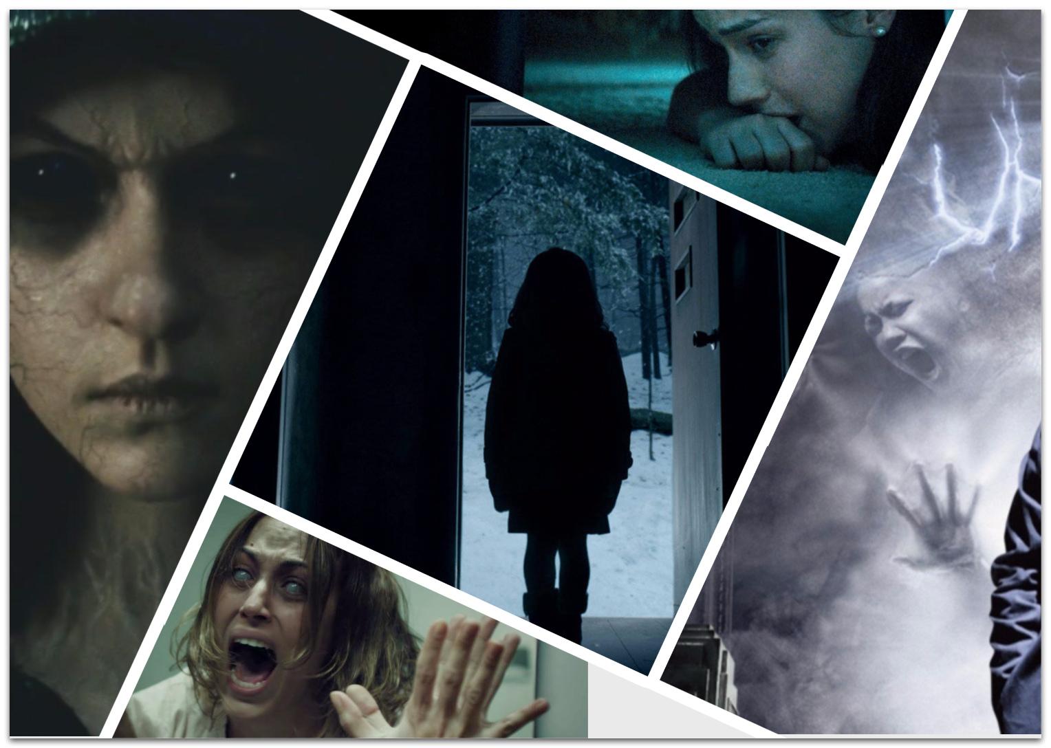 Suspenseful Thriller Trailer - 1