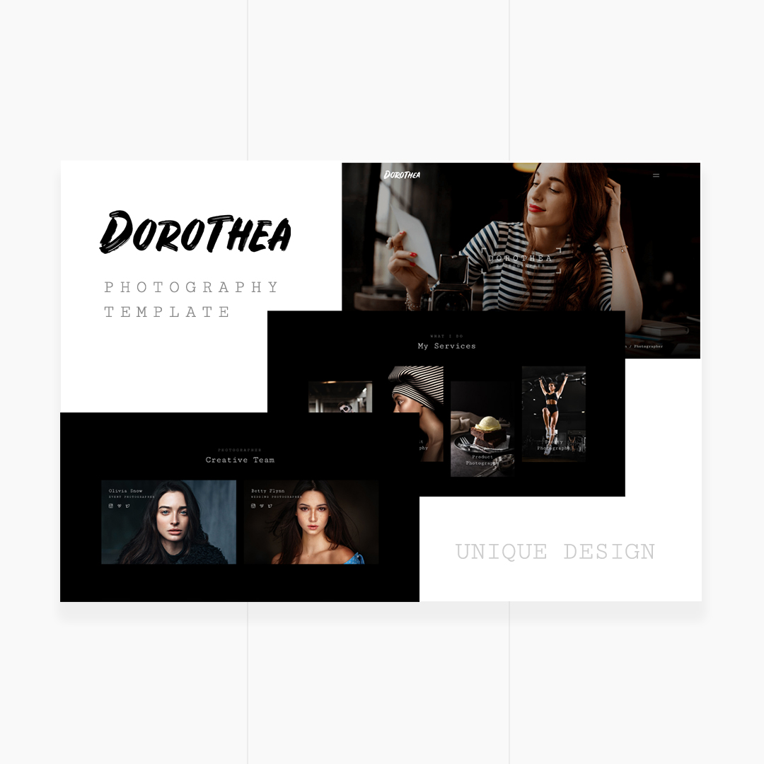 Dorothea - Creative Photography Portfolio