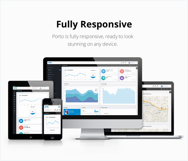 Porto Admin - Responsive HTML5 Template - 3