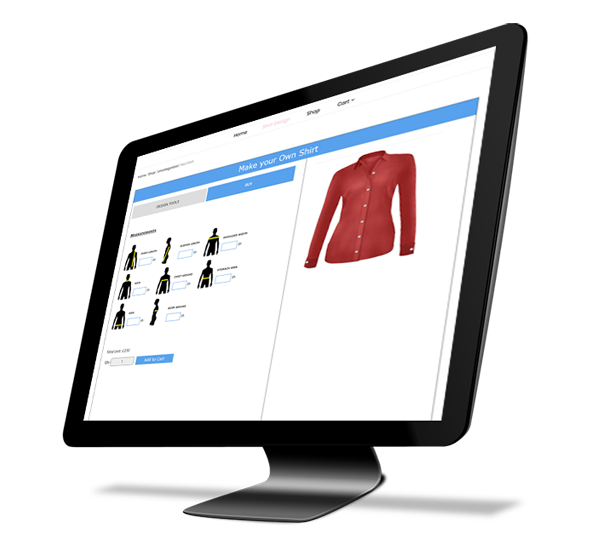 WooCommerce Ladies Shirt Tailor - 9