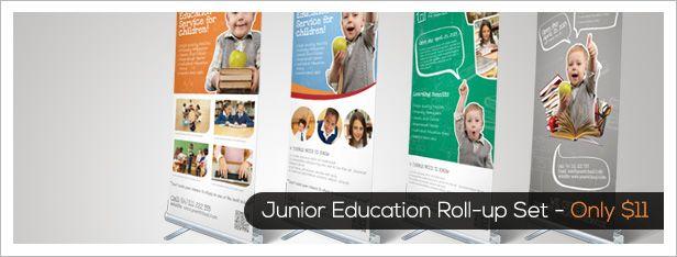 Premium Education Brochure Tri-fold & Bi-fold - 2