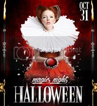 Magic Night Halloween (Flyer Template 4x6) photo MagicHalloween_zps1b59f699.jpg
