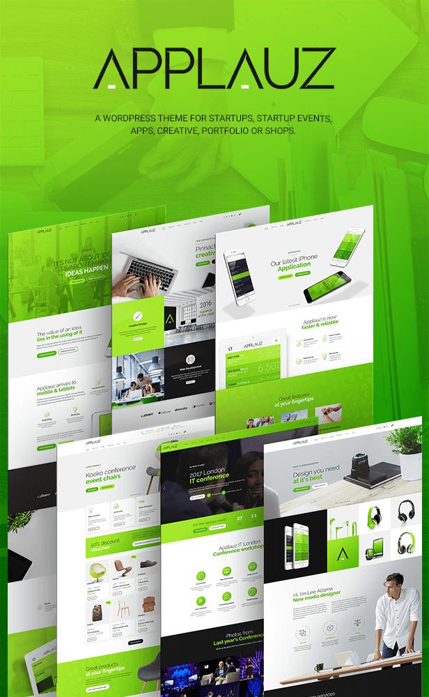 Applauz - Software, Technology, Startup & Digital Business - 1