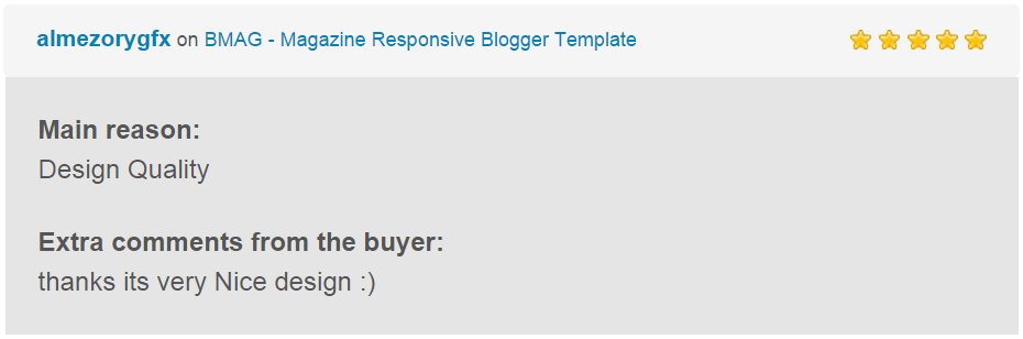 BMAG - Magazine Responsive Blogger Template - 19